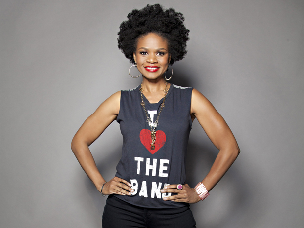 Kimberly Elise Natural Hair Blackdoctor