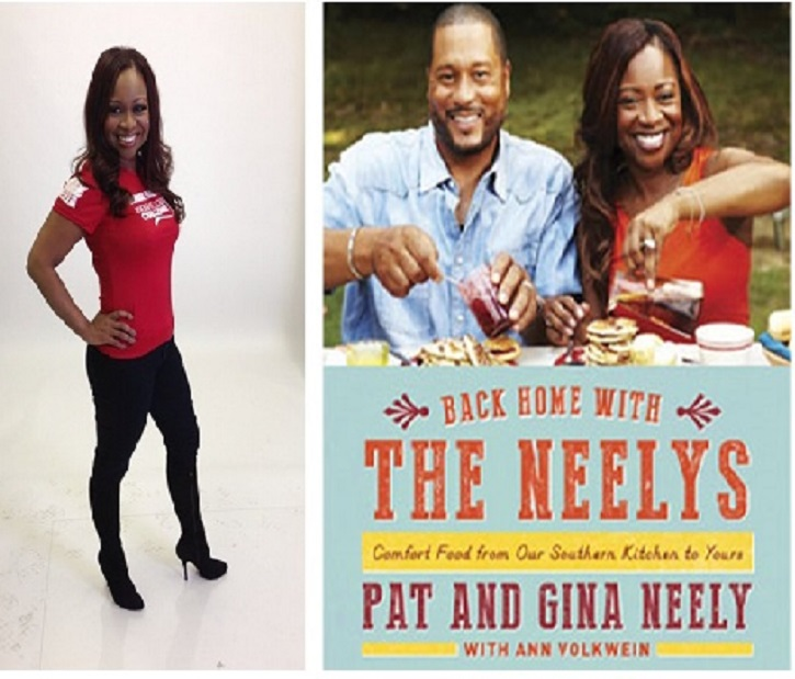 Pat Neely a celebrity chef who is also an author