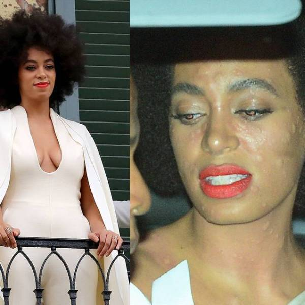 solange knowles short hair