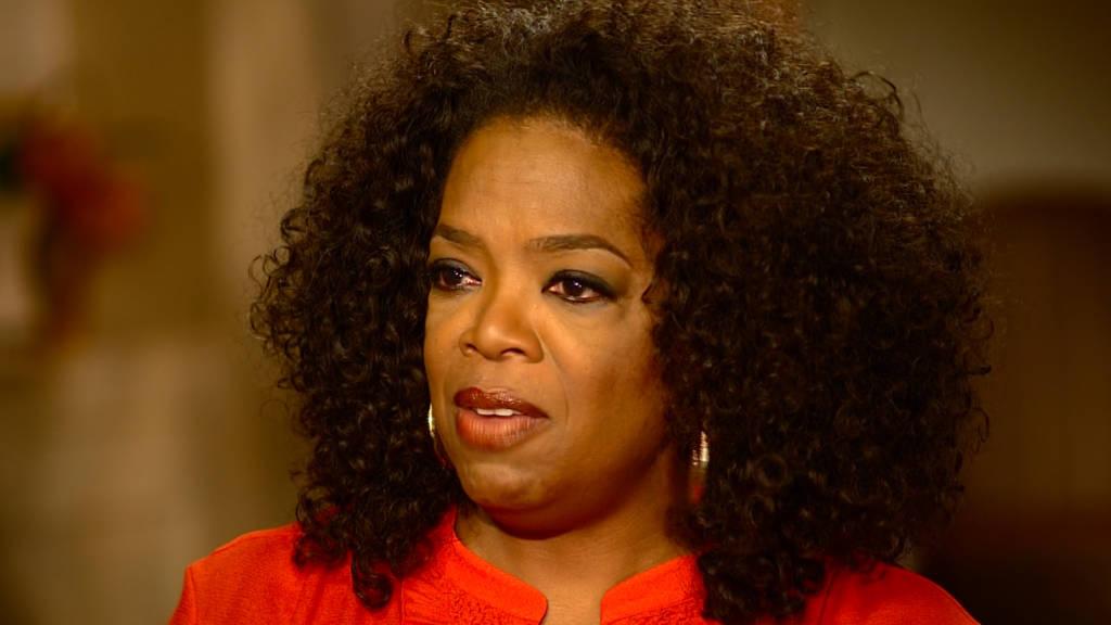 Oprah Winfrey Names Her Premature Baby
