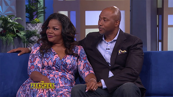 Mo'Nique and husband open marriage
