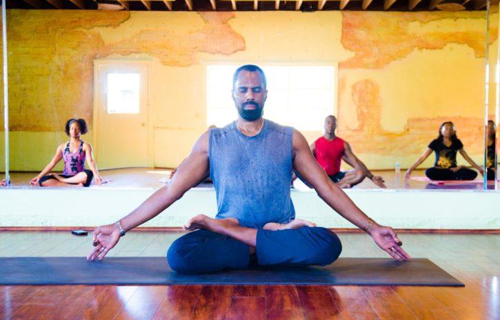 Yirser Ra Hotep Kemetic yoga