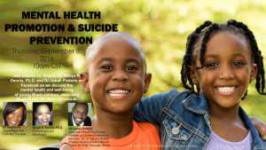 SAMHSA suicide facebook chat