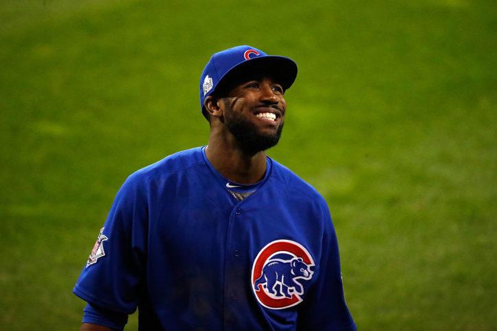 Dexter Fowler Chicago Cubs