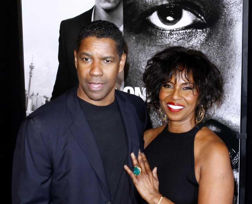 "Denzel Washington On 36 Years Of Marriage: ""I Married Up"