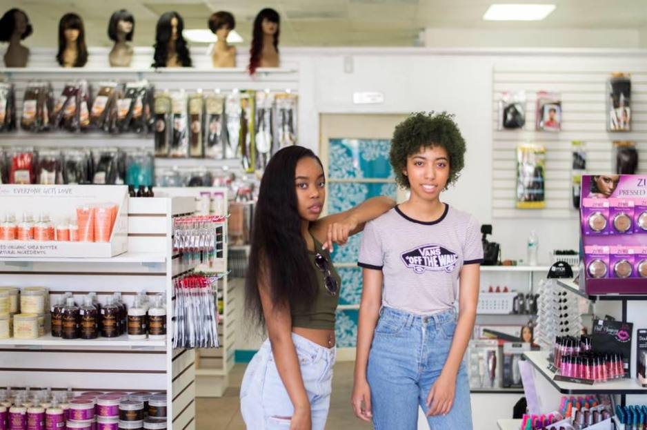 Weseeyou Two Sisters Become Youngest To Open Beauty Supply Store