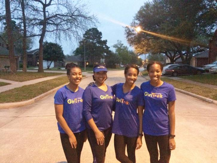 GirlTrek #BlackGirlHealing
