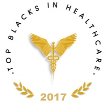 Top Blacks In Healthcare logo 2017
