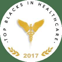 Top Blacks In Healthcare logo 2017