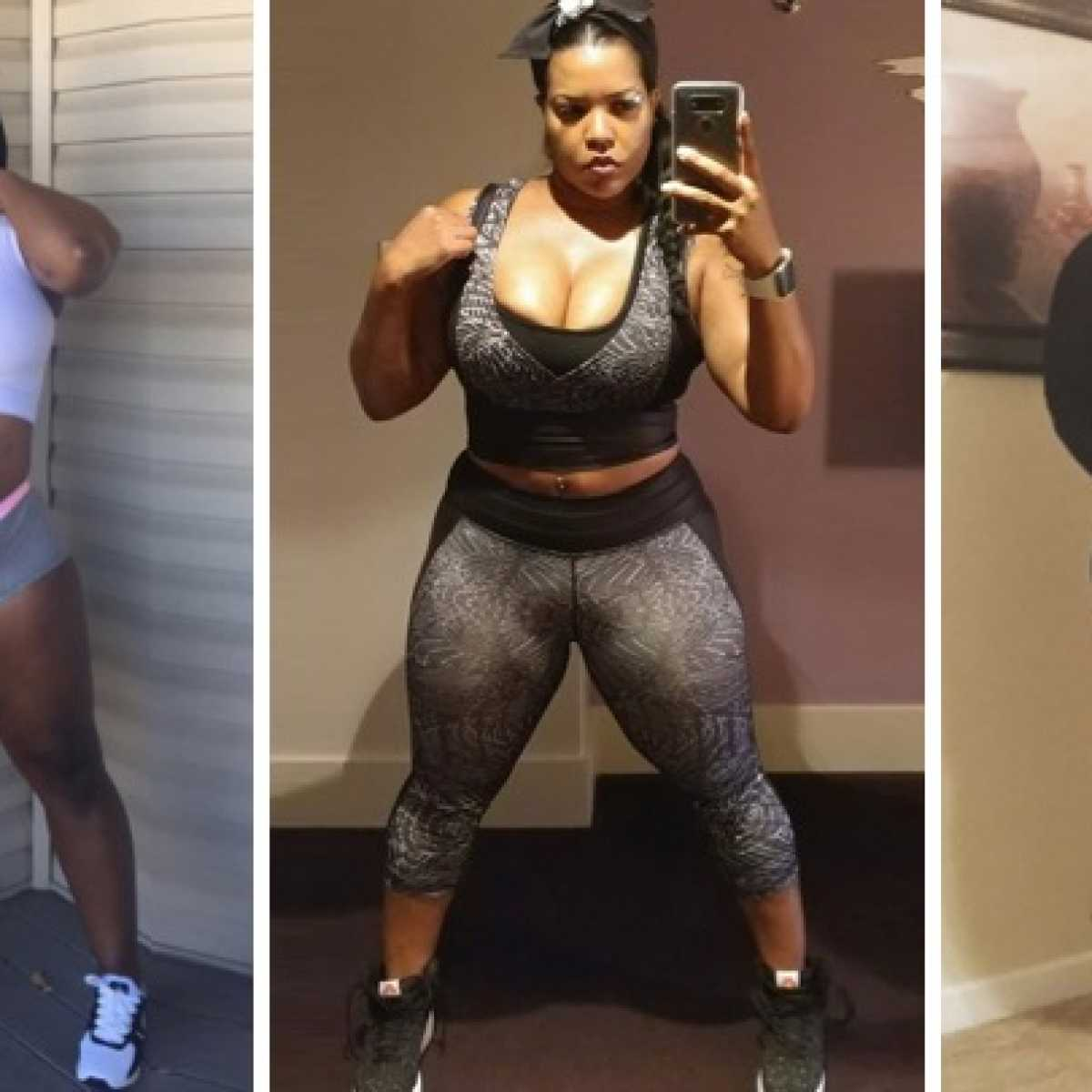 The 200-Pound Club: Women Who Redefine Weight | BlackDoctor