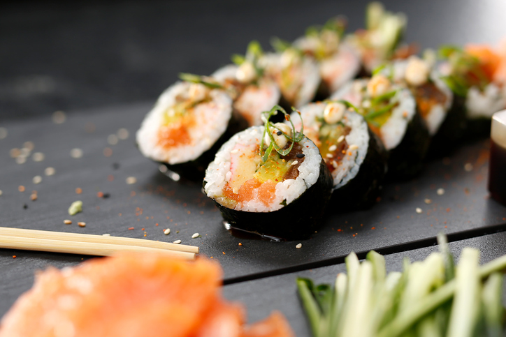 how bad is sushi for diabetics