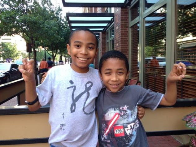 Kid Genius Brothers, 11 and 14, Graduate High School And College!