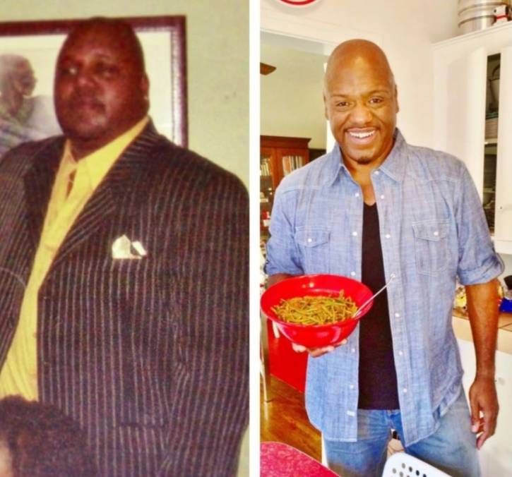 Papa Joe Aviance Drops 250 Pounds And Gets New Cooking