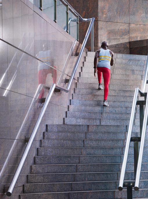 Whether Youre Climbing Actual Stairs Or Using A Stair Climber Both Are Easy To Use And You Can Customize Them Suite Your Fitness Level