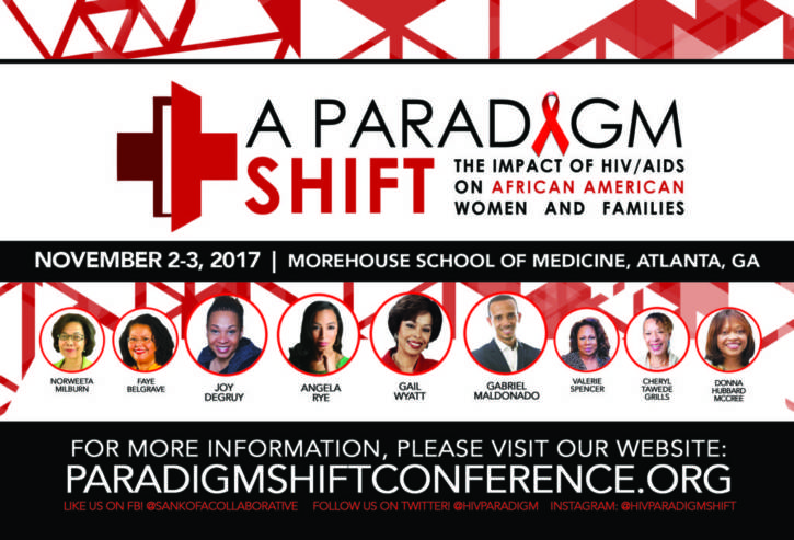 A Paradigm Shift Conference HIV