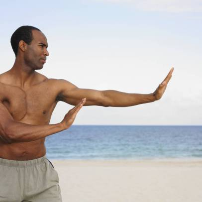 COPD Patients May Breathe Easier with Tai Chi