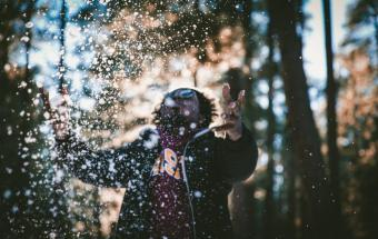6 Reasons Why You Should Still Go Outside During The Winter Months