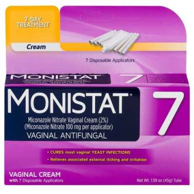 Monistat Grows Edges?! An Unconventional Hair Loss Remedy