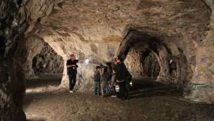 Retrace History In The Famous Chislehurst Caves In London