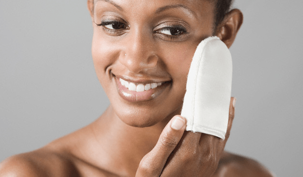 Image result for black lady Exfoliation