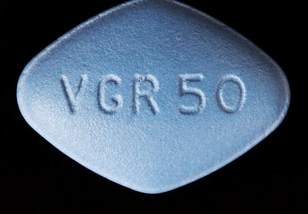 Blue Viagra Pfizer pill