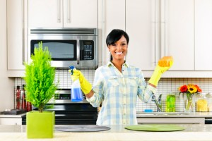 Spring cleaning with Allergens