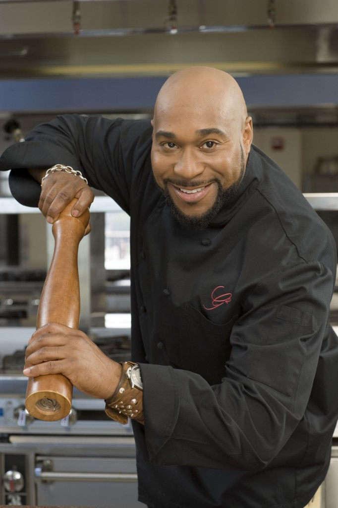 Pictures Of Famous Black Chef Kitchen