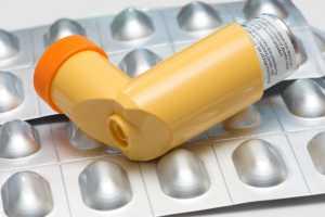 inhaler asthma medicine