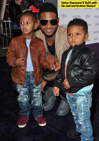 usher sons