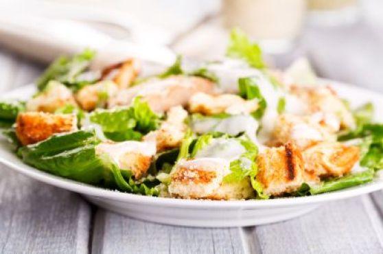 cajun caesar salad