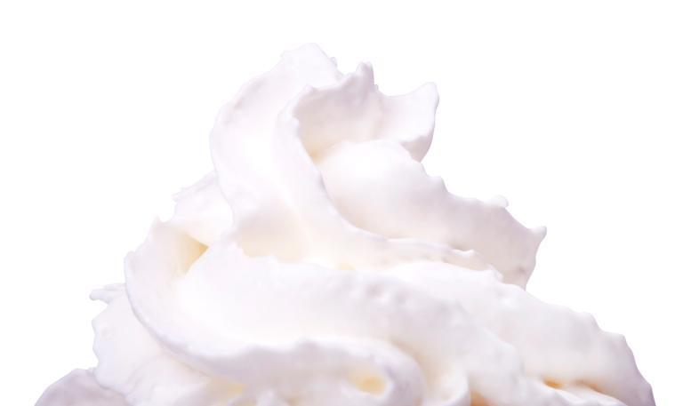 whip cream