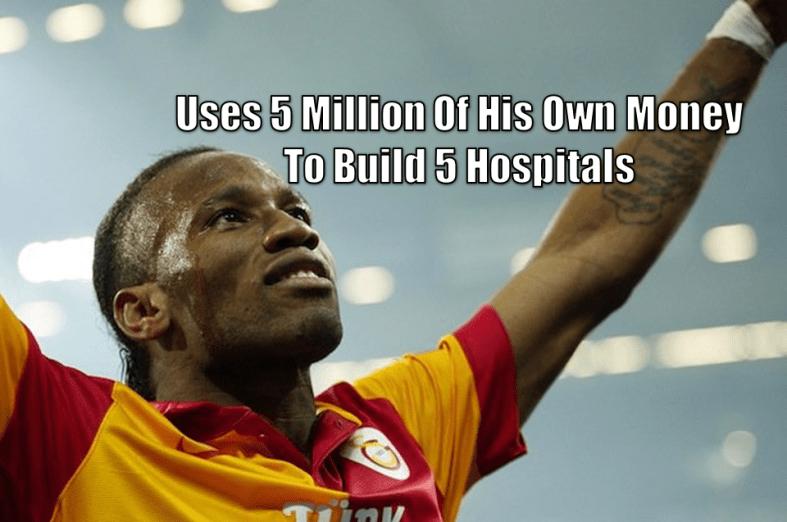 5 hospitals