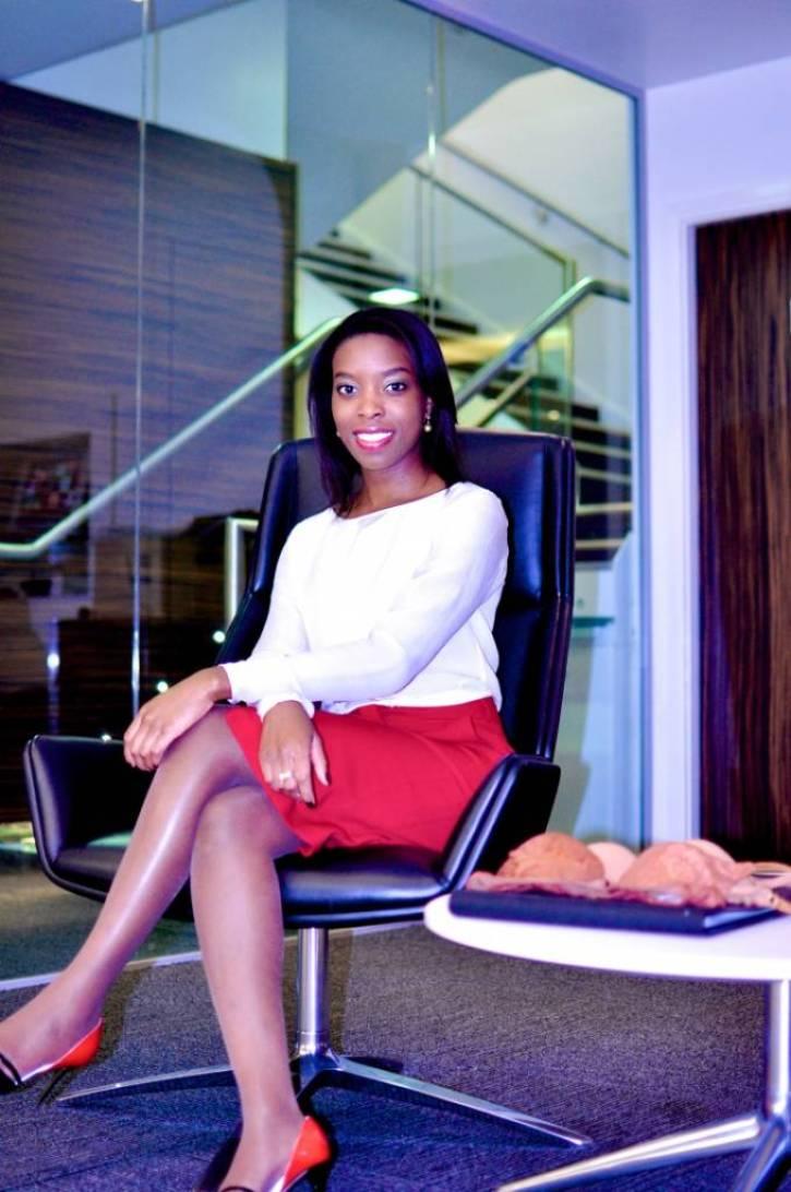 Ade Hassan nubian skin founder