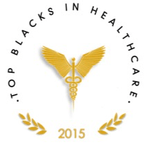 Top Blacks In Healthcare 2015 logo
