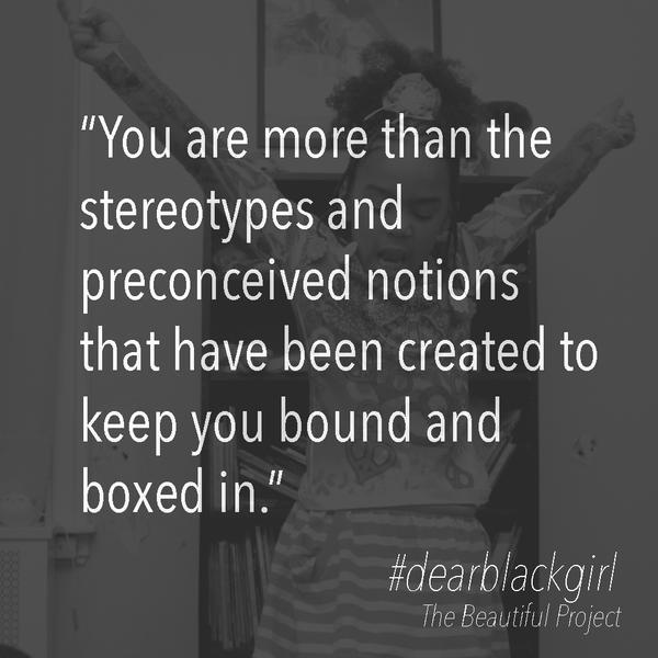 dear black girl 1