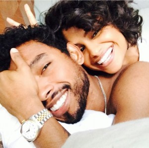 miguel and girlfriend