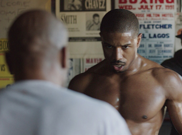 Michael B Jordan body creed