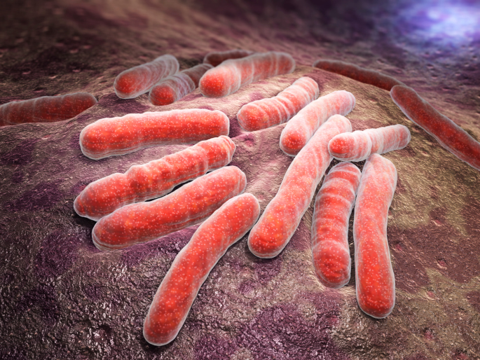 Bacterial infection tuberculosis e. coli virus