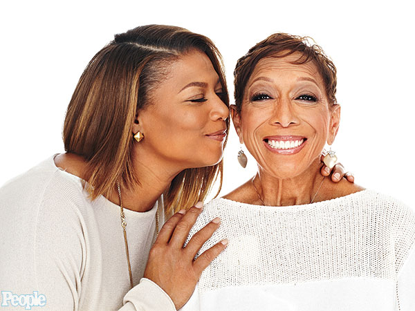 Queen Latifah mother Rita Owens