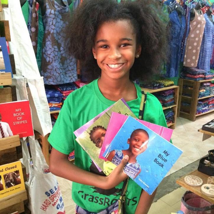Marley Dias #1000BlackGirlBooks