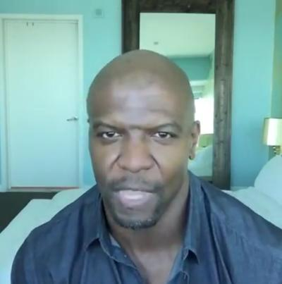 terry crews porn video