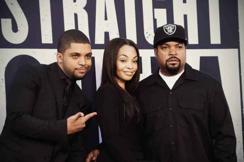 ice cube son wife