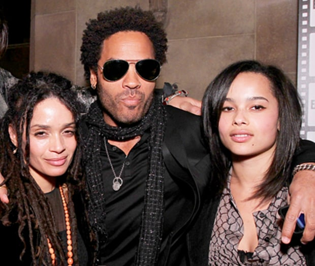 What Lisa Bonet Looks Like Now Photos: Lenny Kravitz Admits His Daughter Helped Him Get Sober