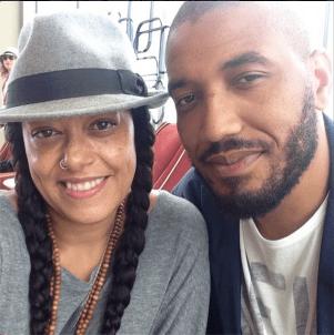 (Cree Summer & Husband Angelo Pullen / (via Twitter))