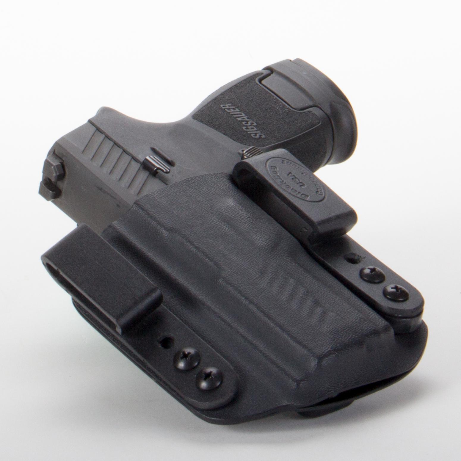 Alpha IWB Appendix Holsters - BlackDog Concealment