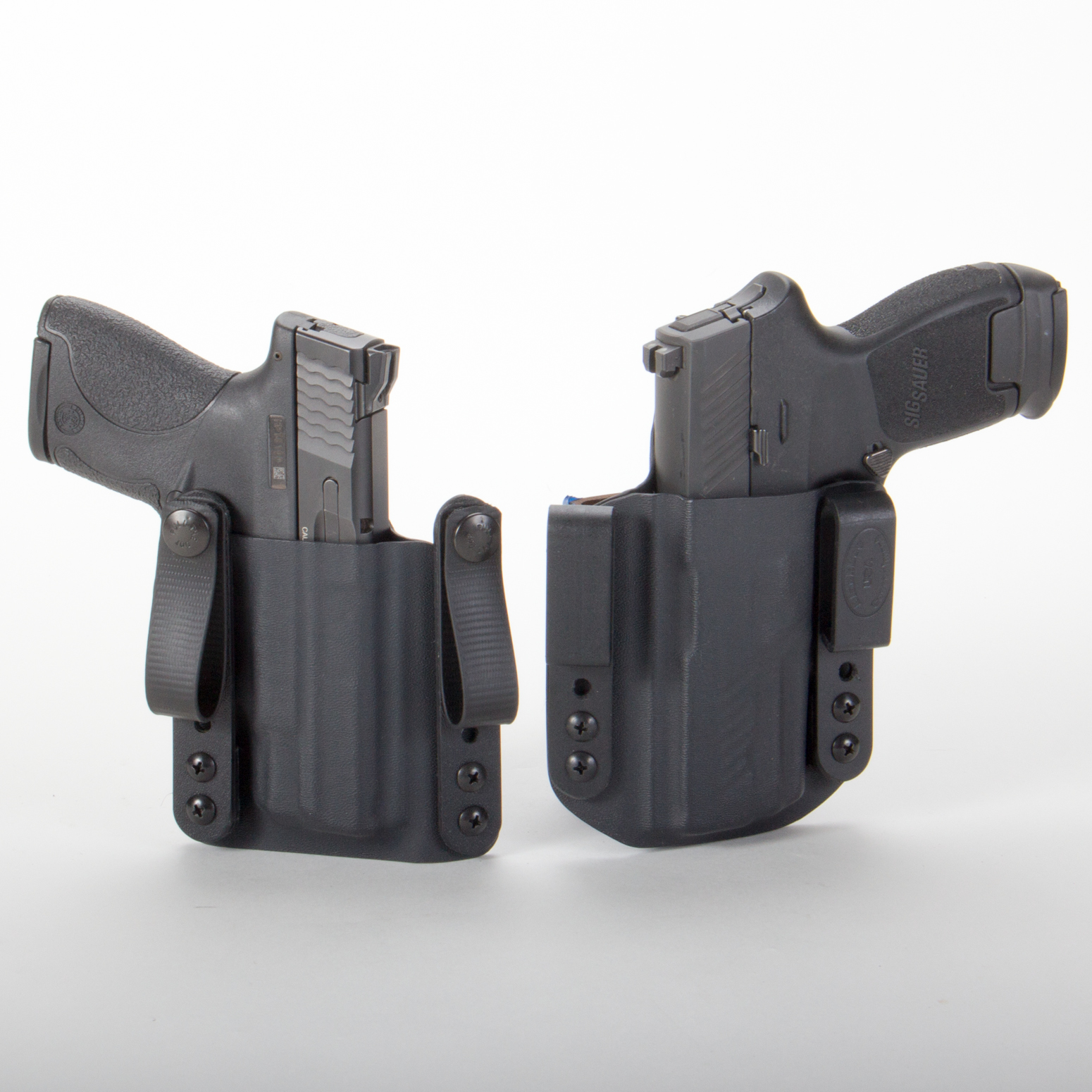 Alpha IWB Appendix Holsters