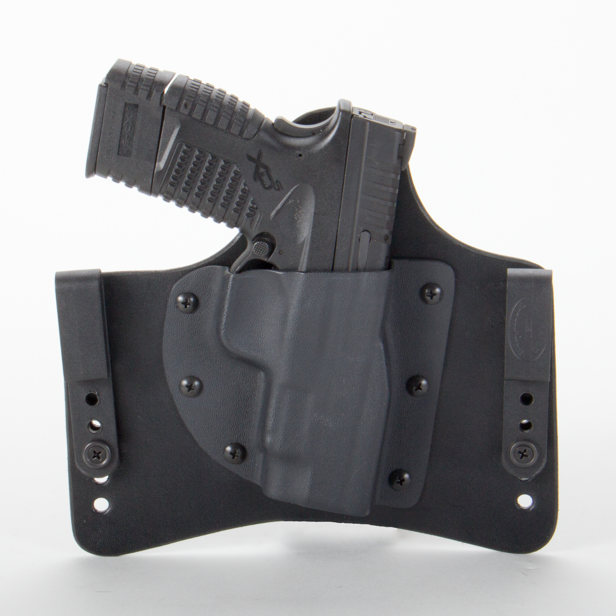 K9 IWB Tuckable Leather and Kydex Holsters