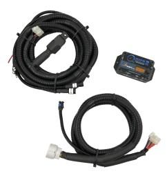 hmmwv 6 5l turbo diesel 4l80e stand alone wire harness transmission control module [ 3435 x 2964 Pixel ]