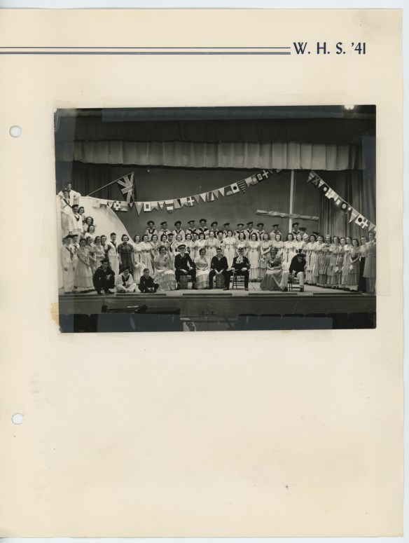 1941 WHS yearbook p15