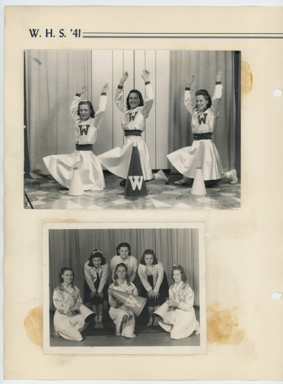 1941 WHS yearbook p20